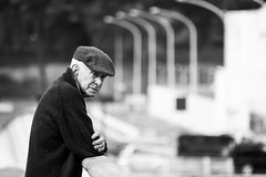 mindful (*magma*) Tags: old portrait man rome roma thoughtful ponte tired ritratto mindful signore anziano stanco pensieroso consapevole pontedellamusica