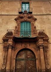 (Cristina Rhode) Tags: door espaa window spain details olympus murcia