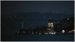 Maidens Tower (gust@vo_@dolfo) Tags: turkey trkiye istanbul bos bosphorus maidenstower leandrostower