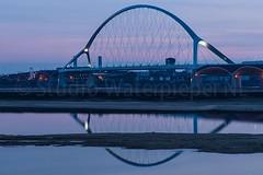 Mooie avondwandeling gemaakt bij @de_oversteek (studio waterpieper) Tags: bridge nijmegen landscape architectuur rivercrossing landschap waal rivierenlandschap deoversteek brugoverdewaal rivercrossingdewaal rivercrossingdeoversteeknijmegennetherlands