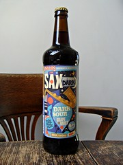 Sax in the Dark (knightbefore_99) Tags: west beer dark table real coast bottle bc cerveza phillips craft tasty victoria sour sax camra hops pivo malt