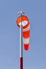 Light Breeze (Eunice Gibb) Tags: airport sock wind aviation ottawa windsock rockcliffeairport rockcliffeairportwindsock