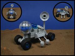 R.A.G.S. (Karf Oohlu) Tags: lego rover sphere moc microscale autonomousmachine geologicalsurveyor