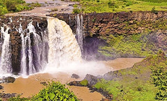 Stunning Waterfall (pakdyziner) Tags: public creative free images common domain fifcu