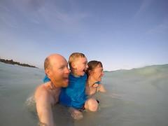 Tulum Beach (benjaminfish) Tags: beach mexico riviera maya tulum yucatn peninsula roo quintana 2016