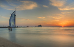 s Apr23_Burj Al Arab sunset_DSC_1431 (Andrew JK Tan) Tags: travel dubai uae burjalarab 2016