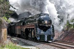 (i nikon) Tags: nw engine steam lynchburg va j611