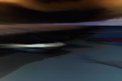 paradise revoked (Lamson Noswen (c'lamson)) Tags: ocean abstract blur beach dark eclipse moody mind icm guadeloupe lamson