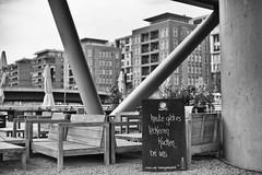 Heute Kuchen (tmertens0) Tags: city architecture am pentax frankfurt main 14 stadt architektur hafen smc westhafen habour 50m