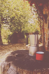 coffee time (patoche 38) Tags: coffee caf vintage