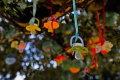 Tree pacifiers