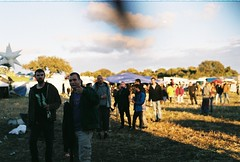 Sunset (B@XT3R) Tags: party portugal festival punk free traveller anarchy rave raver fronteira autonomous soundsystems portalegre freetekno anarchis illeal freekuency