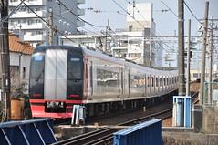 nagoya14993 (tanayan) Tags: japan train nikon railway nagoya  series express limited  aichi j1 meitetsu 2200  d90