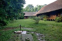 Boot washer at Tambopata Research Center in Peru 5-31-15 (lamsongf) Tags: travel peru southamerica tambopata amazonbasin