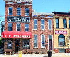 Baltimore: L.P. Steamers (sowellman) Tags: crab baltimore lpsteamers