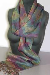 turned samitum (Zip Eye) Tags: scarf handwoven turnedsamitum