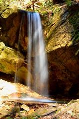 Honey Moon Falls (jscollins7) Tags: moon water waterfall spring kentucky falls honey pineville