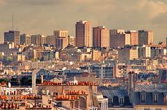 Paris Avril 2016 - 162 les toits dans le Vime arrondissement, vers la Place des Ftes (paspog) Tags: paris france roofs april avril toits 2016 decken toitsdeparis