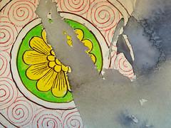 DSC09488 (scott_waterman) Tags: detail ink watercolor painting paper lotus gouache lotusflower scottwaterman