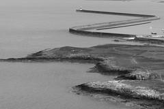 ZIG ZAG (skysthelimit333) Tags: sea coast coastal irishsea anglesey holyhead isleofanglesey holyheadharbour islandofanglesey angleseyscoast