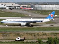 China Southern Airlines (Jacques PANAS) Tags: china southern airbus airlines a330323 fwwke b8359 msn1714