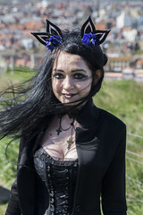 20160423-099 - Phoebe (David-Hall) Tags: portrait girl phoebe canon5d tamron whitbygoths