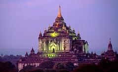 BAGAN PAGAN THATBYINNYU TEMPLE (patrick555666751) Tags: asia flickr burma united award myanmar asie birmanie baganpaganthatbyinnyutemple