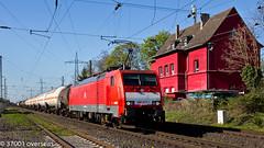 EZ 45719 at Ratingen Lintorf (37001 overseas) Tags: db ez ratingen dbcargo gremberg kijfhoek 45719 lintorf dbschenker class189 189077 ratingenlintorf ez45719