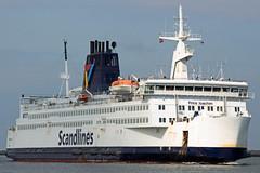 "Rostock-Warnemnde - Scandlines Fhre ""Prinz Joachim"" (www.nbfotos.de) Tags: warnemnde ship schiff rostock fhre mecklenburgvorpommern scandlines prinsjoachim"