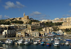Mgarr Harbour, Gozo (travellight001) Tags: harbour malta gozo mgarr