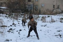 Çayırova'dan Kar Manzaraları 4