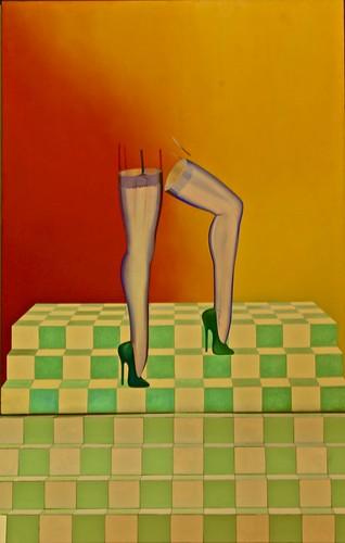 La Sheer (1968) - Allen Jones (1937)