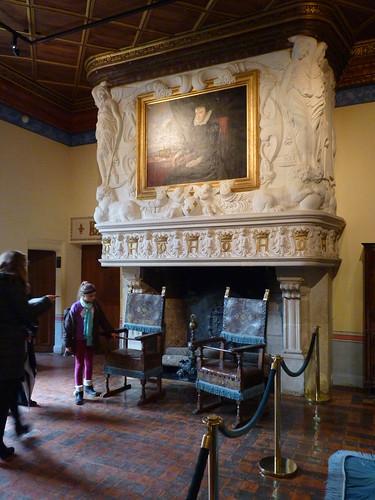 Chateau Chenonceau - Diane de Poitiers room (6)