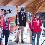 Sun Peaks U16 Teck Open Race, January 2016 PHOTO CREDIT: Jim Bennett, WMSC