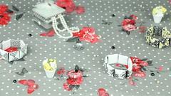 Bracelete Tecido Dobradura Youtube (ateliesagitario) Tags: diy origami pap tecido acessórios bijouteria dobradura orinuno braceletetecidodobradura