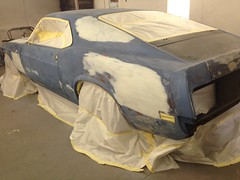 """1970 Boss Mustang • <a style=""""font-size:0.8em;"""" href=""""http://www.flickr.com/photos/85572005@N00/23959465852/"""" target=""""_blank"""">View on Flickr</a>"""