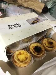 Pasteis de Nata (Portuguese Milk Cupcakes) (CarlosPacheco) Tags: christmas family holidays natas 2015 pasteisdenata portuguesemilkcupcakes