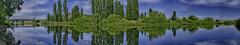 Snowy River Panorama (Arcus Cloud) Tags: morning bridge trees sky panorama cloud reflection water clouds reflections river landscape mirror landscapes pano bridges australia bluesky panoramic rivers nsw skyandclouds australianlandscape stitched hdr waterway waterreflection waterreflections dalgety landscapephotography snowyriver skyabove hdrphotography skyandcloud hdrpanorama australianlandscapes australianrivers hdrlandscapes alpineregion hdrlandscape australianriver