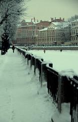 A beautiful day (Verte Ruelle) Tags: winter snow stpetersburg russia saintpetersburg winterwonderland spb 170116