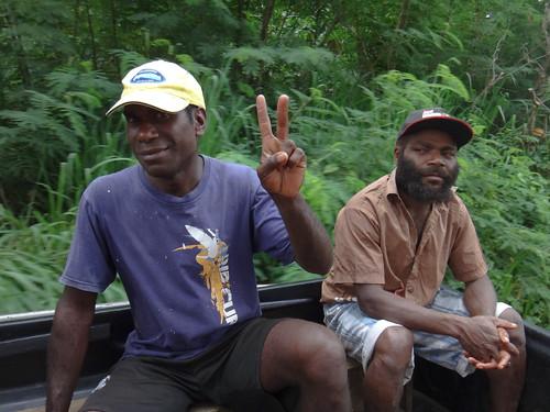 Dugong tour guides