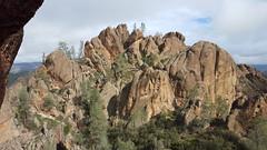 The High Peaks in Pinnacles NP