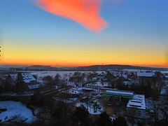 HDR Landscape  Sunset after glowing  vivid (eagle1effi) Tags: sx60 sunsetafterglowing sunsetscenery hdr vivid omvtankstelle waldhausentbingen waldhuserosttbingen damncool beste photos caonon powershot sx 60 hs sx60best