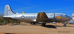 Douglas C-54D Skymaster ~ 42-72488 (Aero.passion DBC-1) Tags: museum plane tucson aircraft aviation musée pima preserved douglas ~ avion airmuseum airspacemuseum skymaster dc4 c54 aeropassion muséedelair dbc1 préservé 4272488