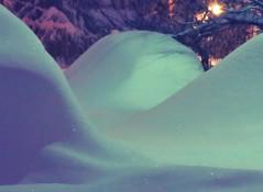 Blizzard sliding ~ HSS! (karma (Karen)) Tags: street snow cars crossprocess maryland baltimore neighborhood blizzard orton hss sliderssunday picmonkey