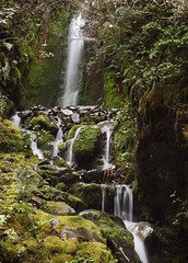(felix.h) Tags: newzealand summer green nature wet water canon landscape eos waterfall rocks stones arthurspass canterbury falls waterfalls 400d canoneos400d digitalrebelxti eoskissdigitalx tokina5013528 tokina50135mm28