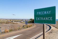 Freeway Entrance (jim_zim) Tags: interstate interstate5 camppendleton