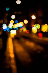 Seul contre tous (Fabrice Le Coq) Tags: street orange jaune rouge vert bleu paysages couleur ombres lumiresurbaines fabricelecoq