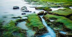 DSC_3484 (Masoud KM) Tags: longexposure water landscape island long iran kish silky