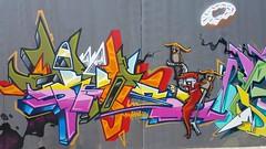 Rews... (colourourcity) Tags: streetart graffiti awesome id letters melbourne burner nofilters iloveletters rews 40hk burncity instinctdriven colourourcity artcrushmob rewsone colourourcitymelbourne