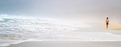 Cofete Beach [Explored] (**ste**) Tags: ocean sea beach islands spain nikon fuerteventura playa canary pjara cofete janda d40x